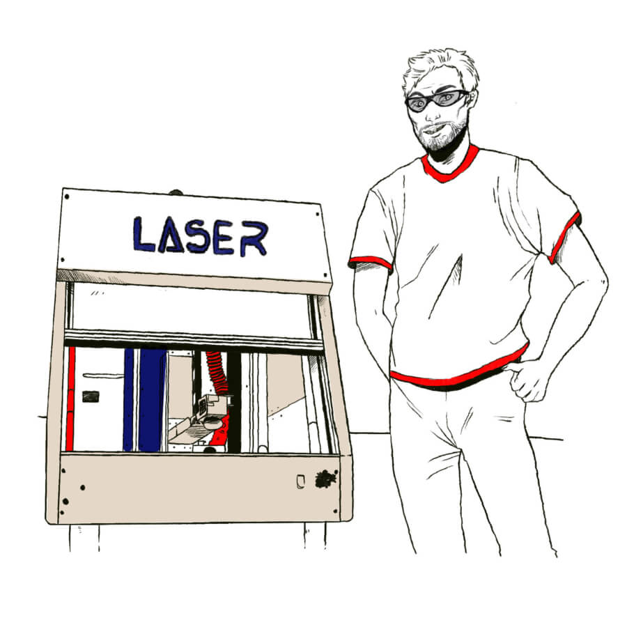 Incisione e marcatura Laser - Bologna - Linea Grafic srl
