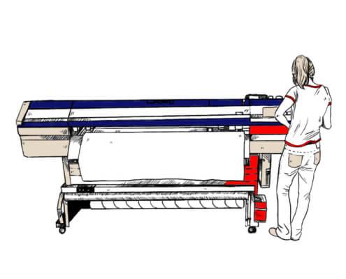Stampa Digitale - Plotter - Bologna - Linea Grafic srl