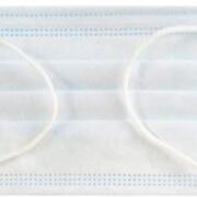 mascherina chirurgica laccetti vista retro