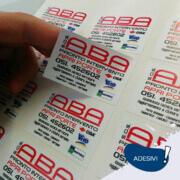 Etichette stampate plotter - Bologna - Linea Grafic srl