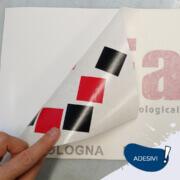 Adesivi prespaziati Bologna - Fams - Linea Grafic